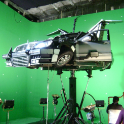 Mechanical effects and stunt equipment